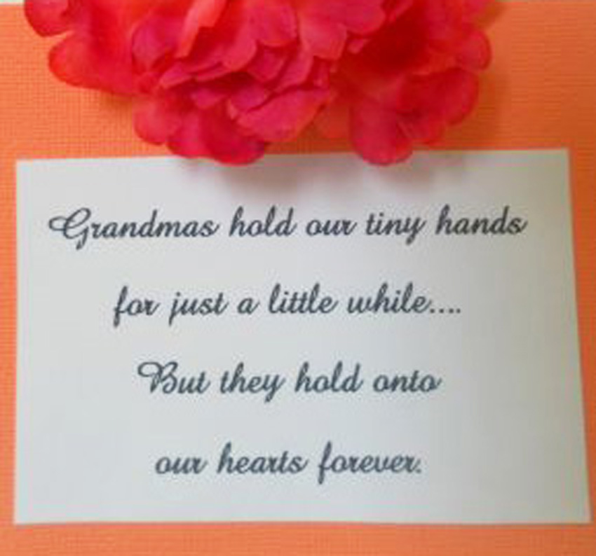 Holding Hands Family Craft