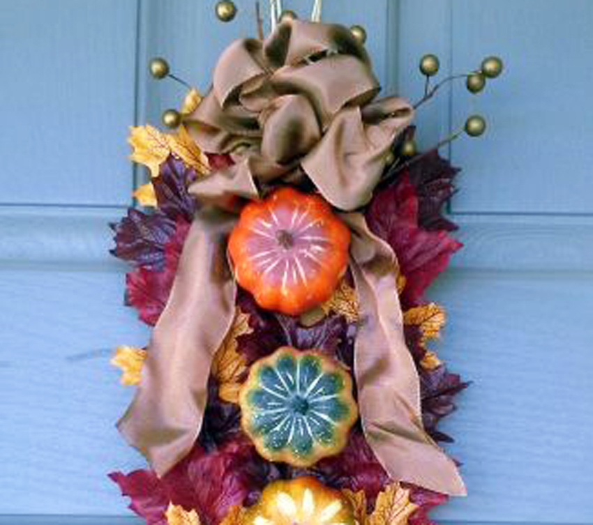 Autumn Door Hanger