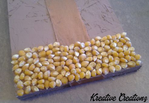 Autumn Door Decor - The Kreative Life
