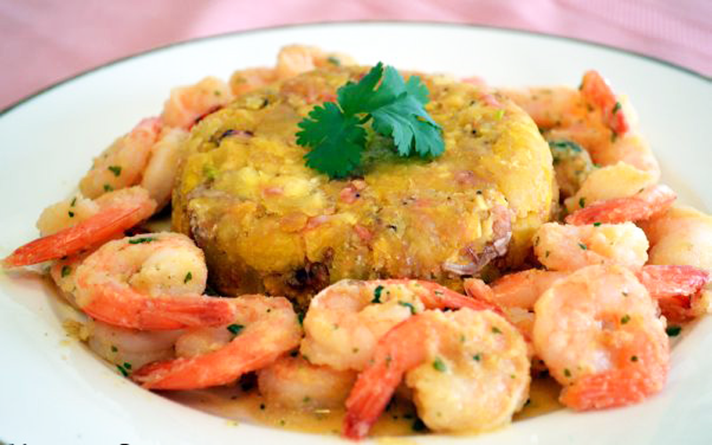 Puerto Rico Food Recipes Mofongo