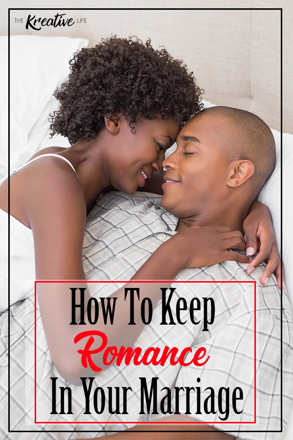 Learning how to keep romance alive in marriage takes a little work, but these simple tips will set you on the right path.