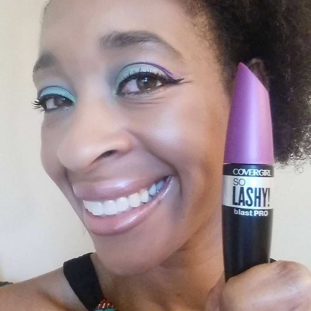Loving this COVERGIRL So Lashy! mascara I received complementary fromhellip