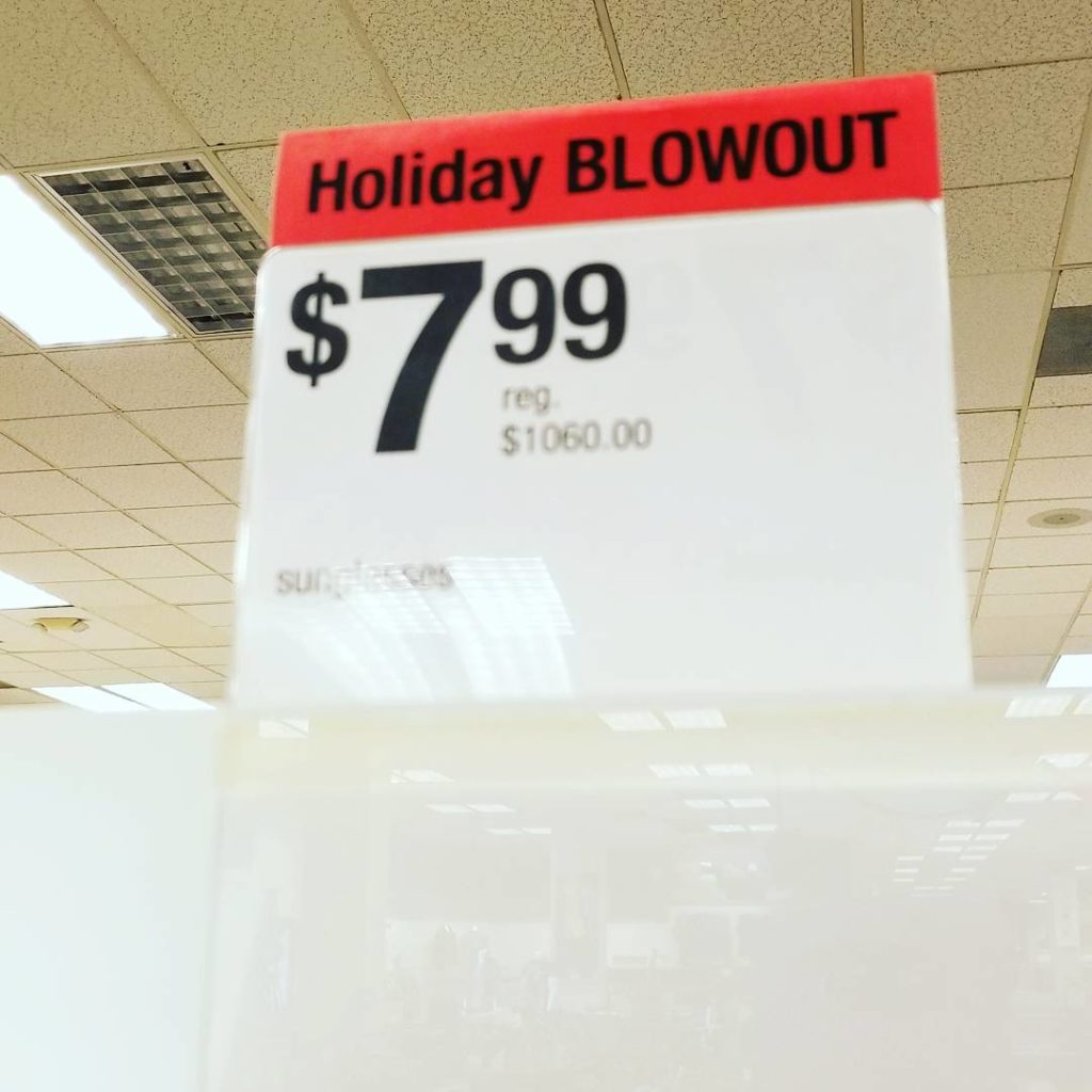 Either Sears is having an awesome sale on shades orhellip