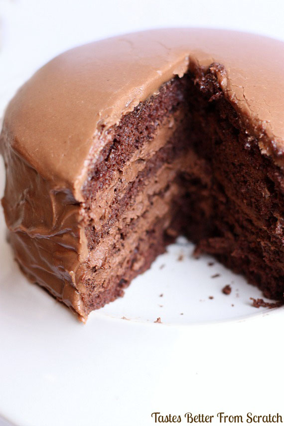 18 Ultimate Chocolatey-Chocolate Desserts
