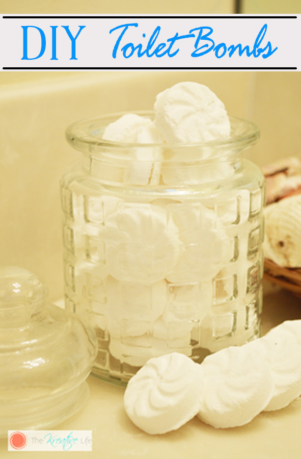 Learn how to make natural toilet fizzies. These DIY toilet bombs will help you get started to a cleaner bathroom.