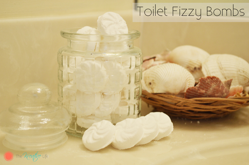 Toilet Fizzy Bombs