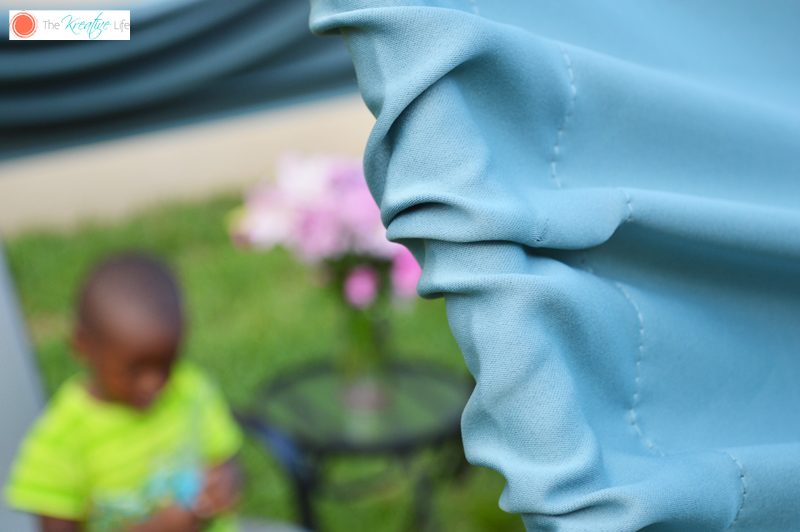 A simple backyard canopy that can be made in under 1 hour and with only a few supplies. This diy pvc pipe sunshade adds a little backyard shade for your family's enjoyment when you're learning how to shade your backyard.