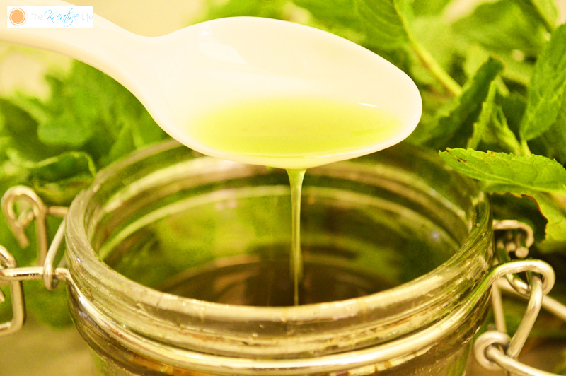 How to Make Infused Oil with Peppermint