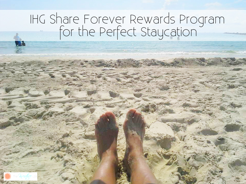 IHG Share Forever Summer Rewards Program