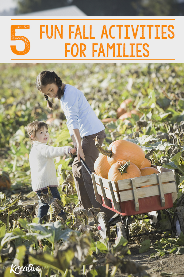 5 Fun Fall Activities For Families