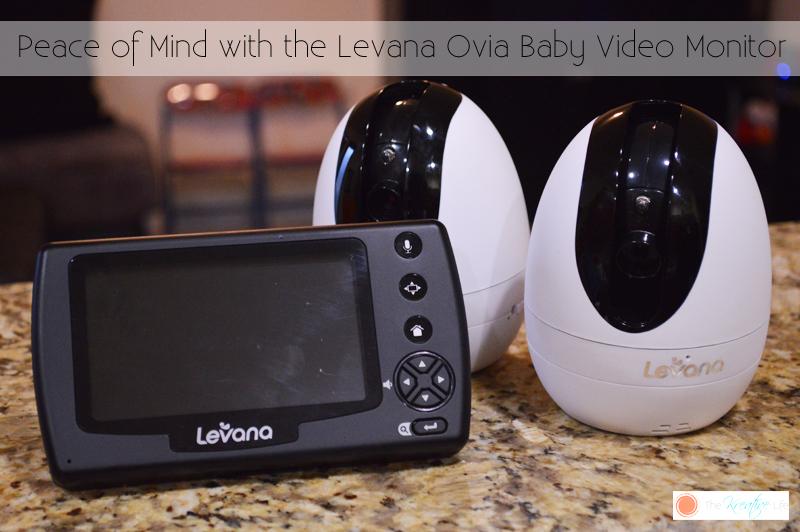 Levana Ovia Baby Video Monitor - The Kreative Life