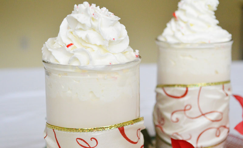 White Chocolate Peppermint Cocoa
