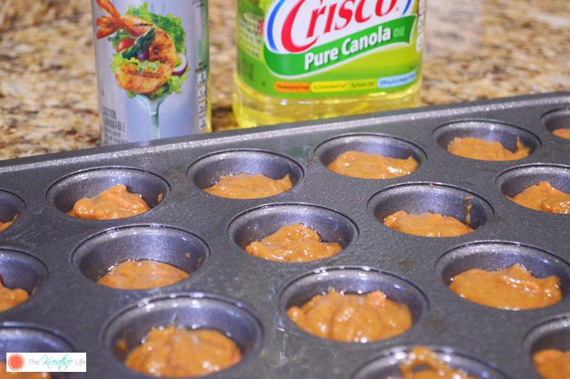 Carrot Pumpkin Spice Muffins 3