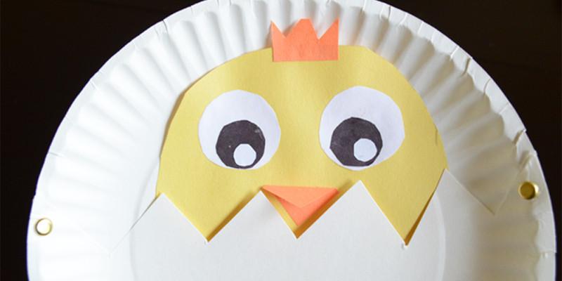 Peek-a-Boo Chick - The Kreative Life