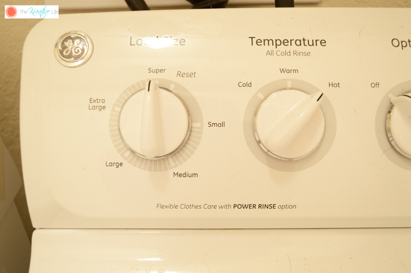 How to Clean a Top Loading Washing Machine - The Kreative Life