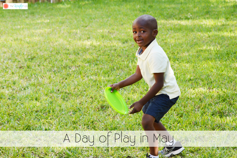 A Day of Play - The Kreative Life #TampicoCelebratesMoms #TampicodeMayo #ad
