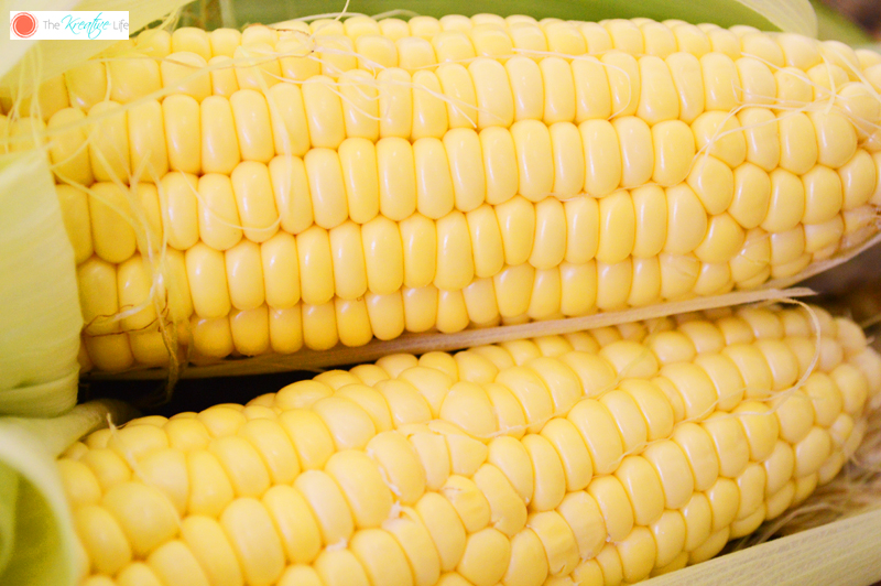 Zesty Oven-Roasted Corn on the Cob - The Kreative Life