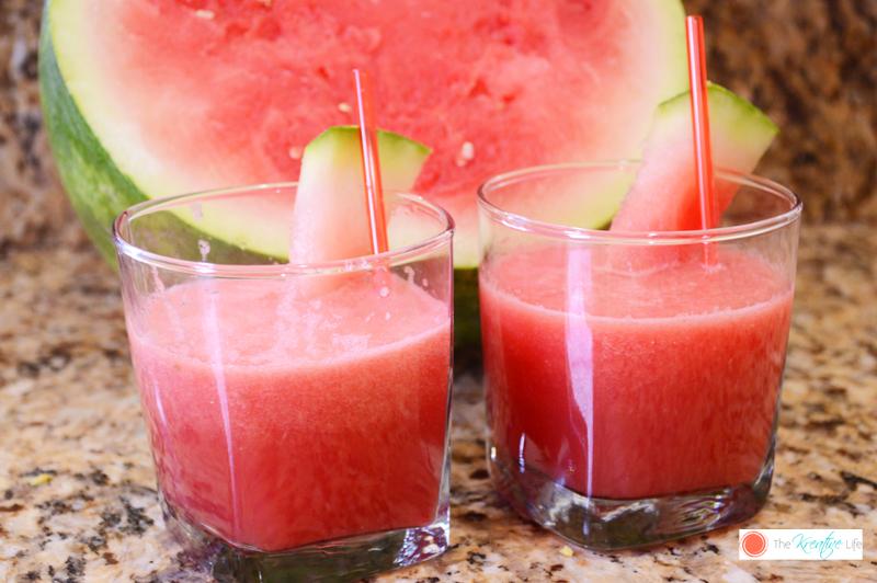 Watermelon Splash Cooler