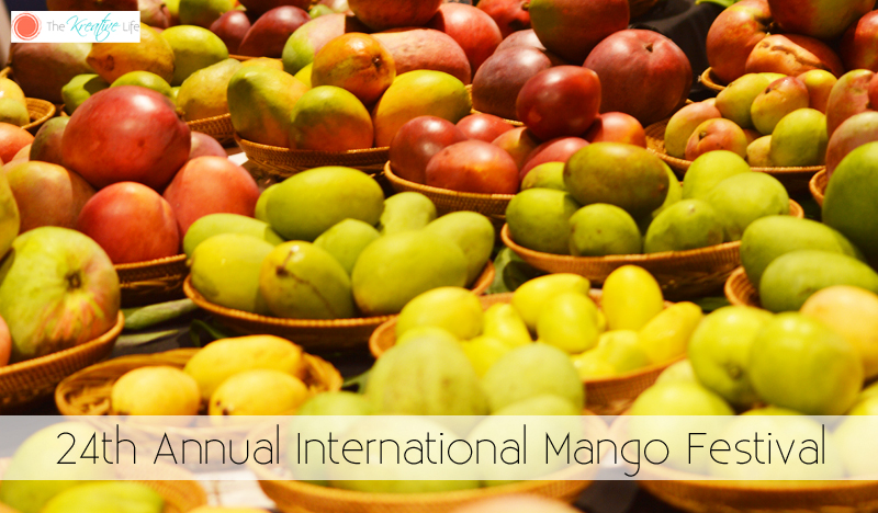 Things to Do in Miami – International Mango Festival