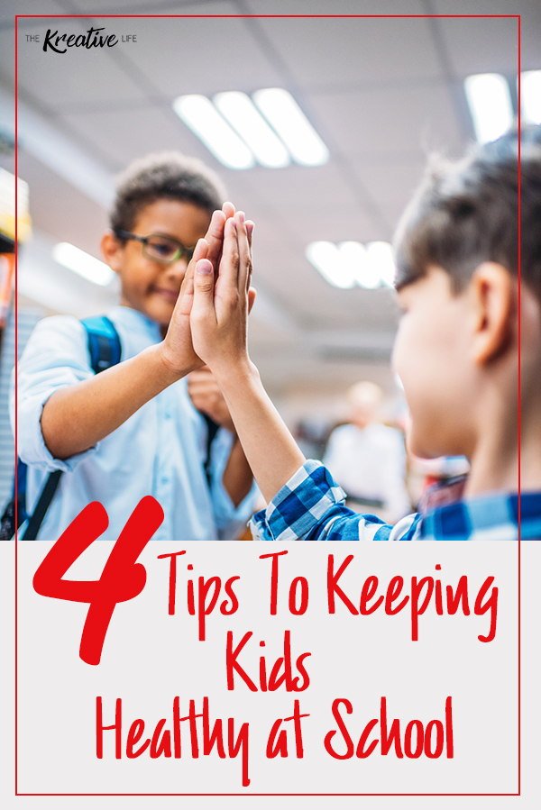 4 Health Tips for School Students