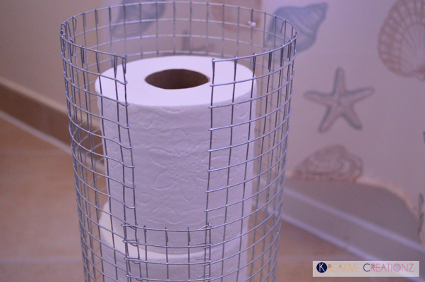 DIY Tissue Holder - The Kreative Life