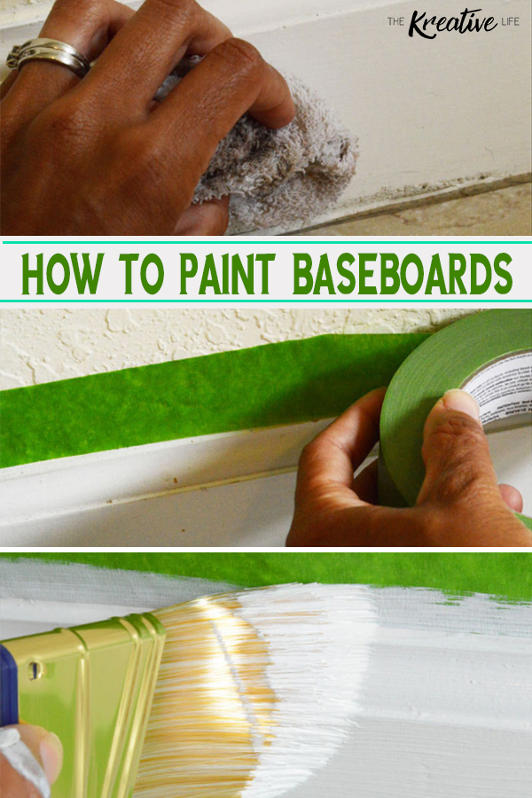 This step-by-step tutorial will teach you how to paint baseboards to give your home a fresh new look.