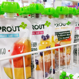 Sprout Organic Baby Food - The Kreative Life