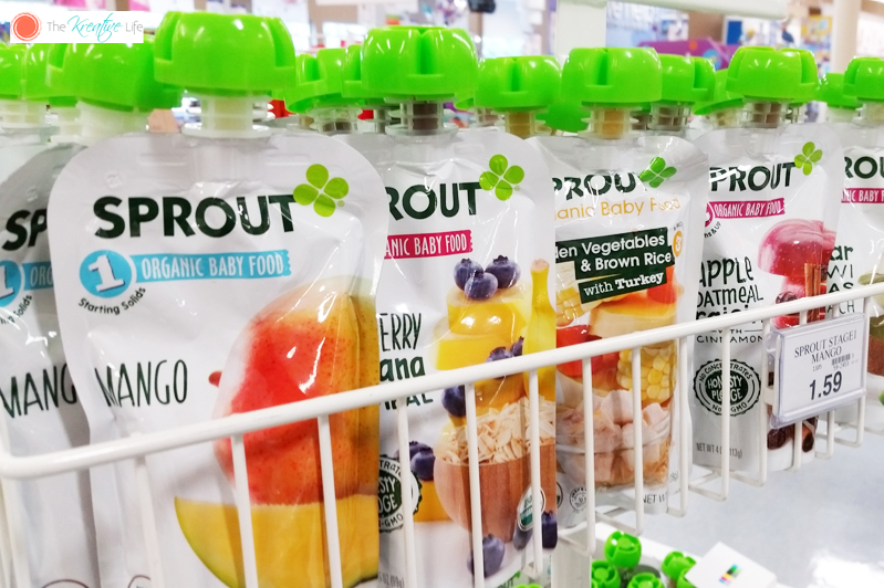 Keep It Honest With Sprout Organic Baby Food