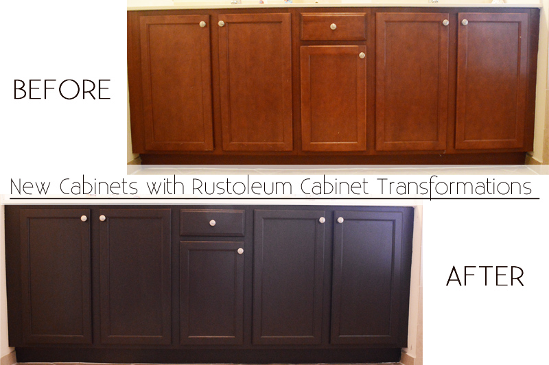 Rust-Oleum Cabinet Transformations Kit Review - The Kreative Life