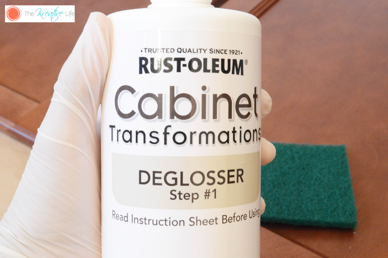 Rust-Oleum Cabinet Transformations Kit - The Kreative Life