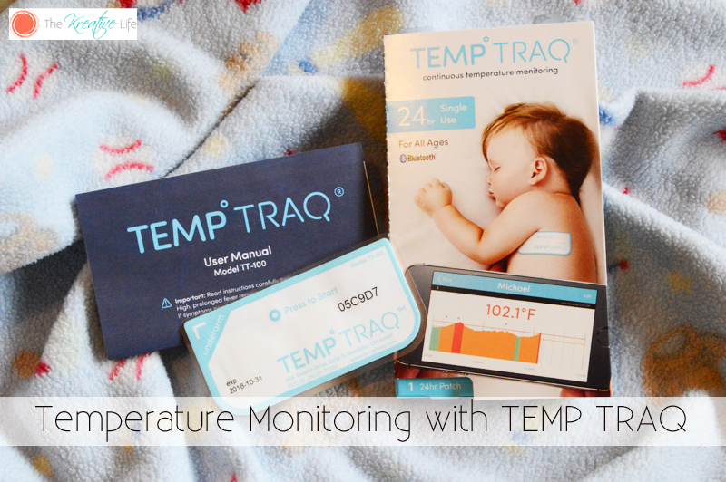 Temp Traq Temperature Monitoring - The Kreative Life