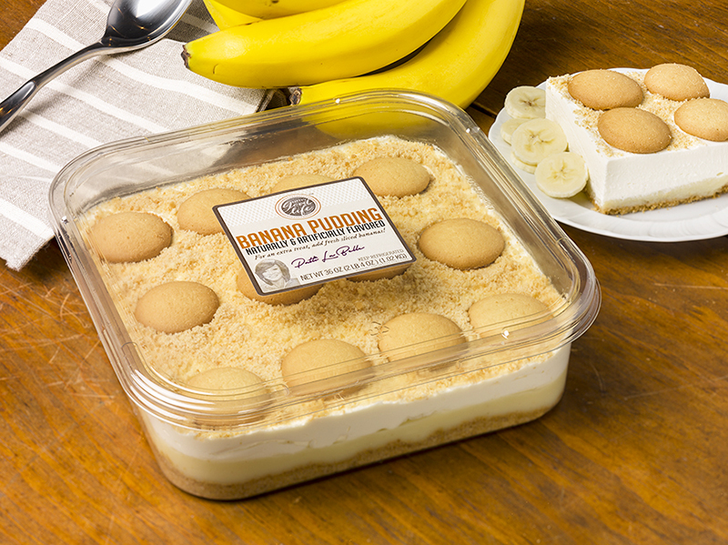Patti LaBelle Banana Pudding Exclusively at Walmart