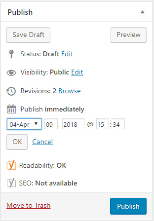 Get started with this simple guide about how to create and publish a post in WordPress. It's easy to create a post in WordPress once you use these step-by-step instructions for writing a WordPress blog post and publishing a WordPress blog post. - The Kreative Life