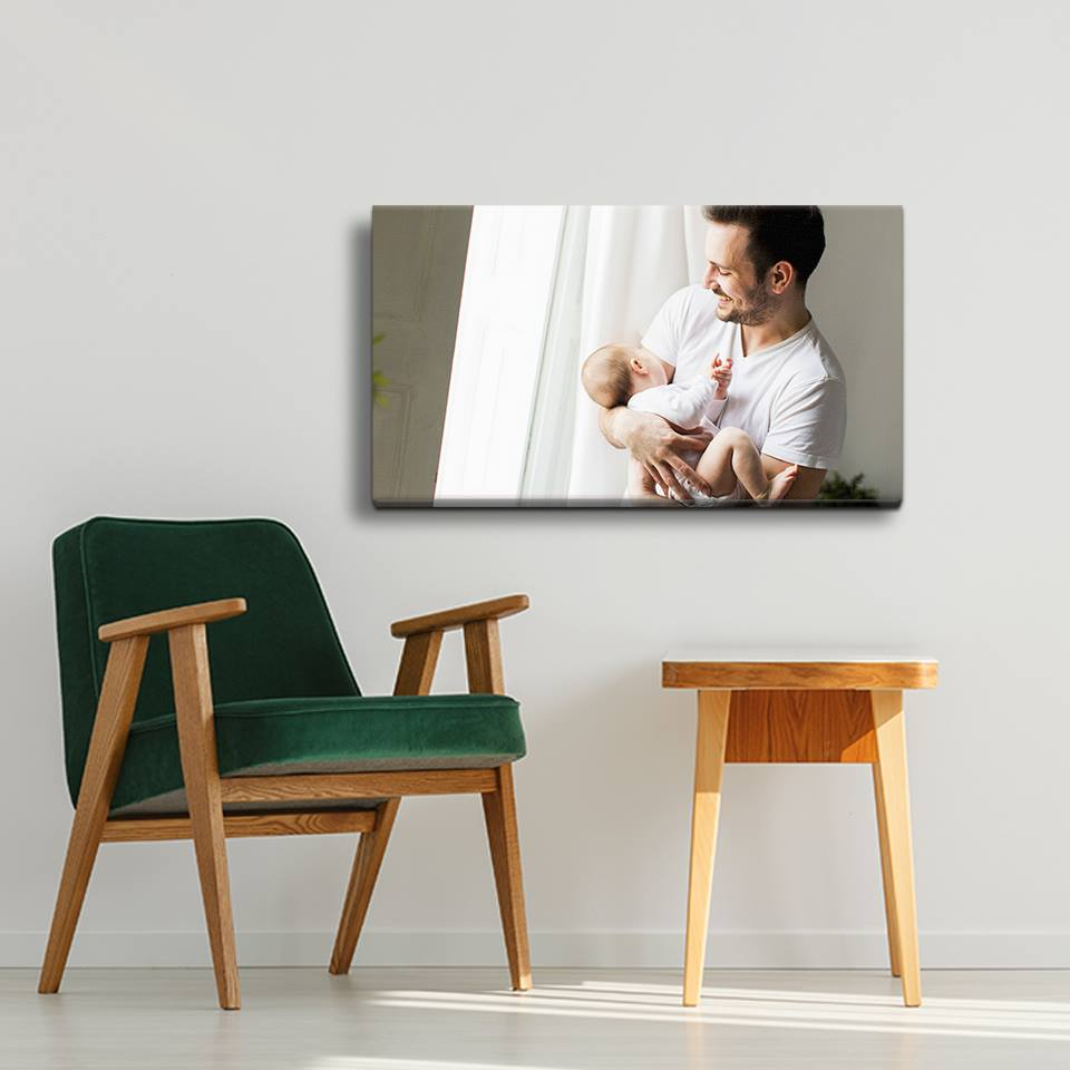 EasyCanvasPrints Father's Day Gifts - The Kreative Life