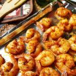 Baked Cajun Shrimp Recipe - The Kreative Life